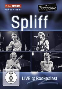 Cover Spliff - Live @ Rockpalast [DVD]